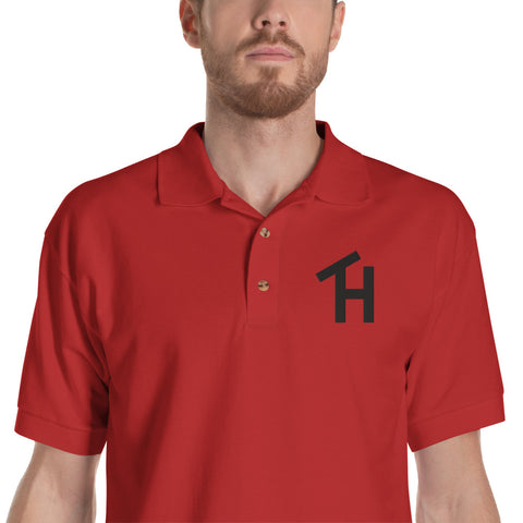 TH Embroidered Polo Shirt