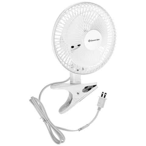 Clip-On Fan 6 inch