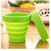 Collapsible Silicone Travel Cup