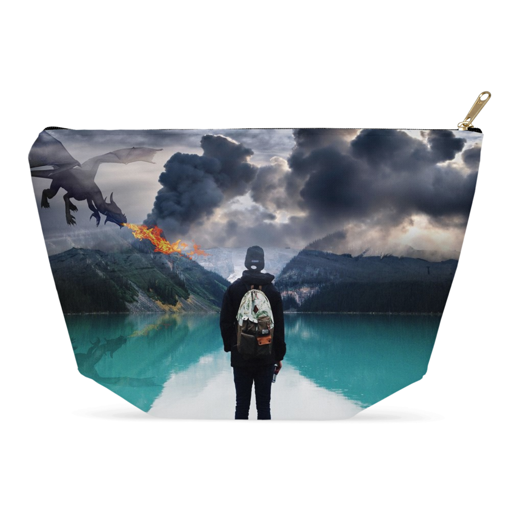 Fantasy All-Purpose Bag - Pencil Case, Toiletries, Accessories