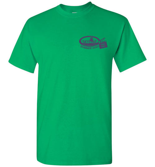 Skyline Take 2 Just Keep Goin' On 2020 T-Shirt Irish Green