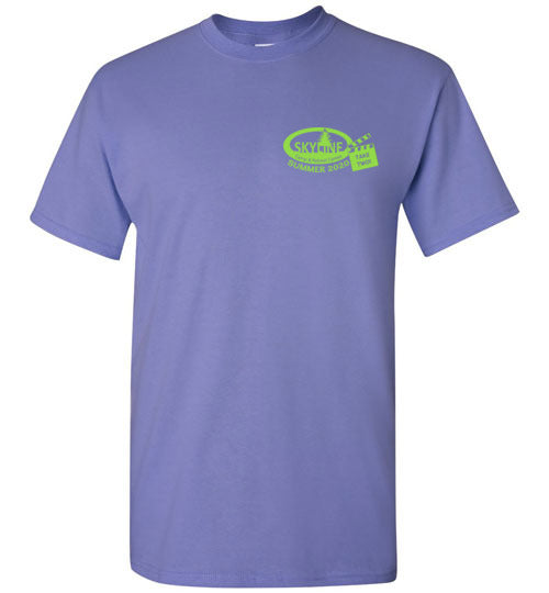 Skyline Take 2 Just Keep Goin' On 2020 T-Shirt Violet