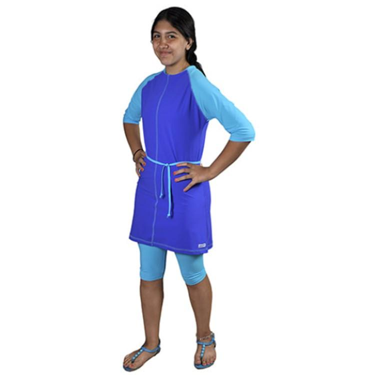 Girls & Teens Tunica UV Swim Set