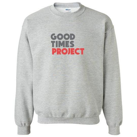 Goodtimes Crewneck Sweatshirt - Color Logo