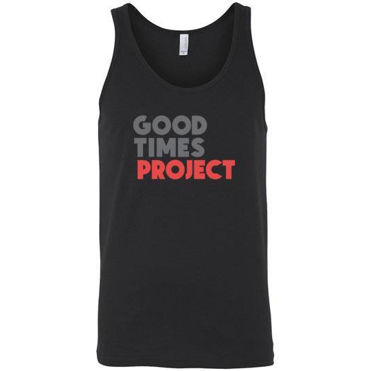 Goodtimes Project Unisex Tank Top - Color Logo