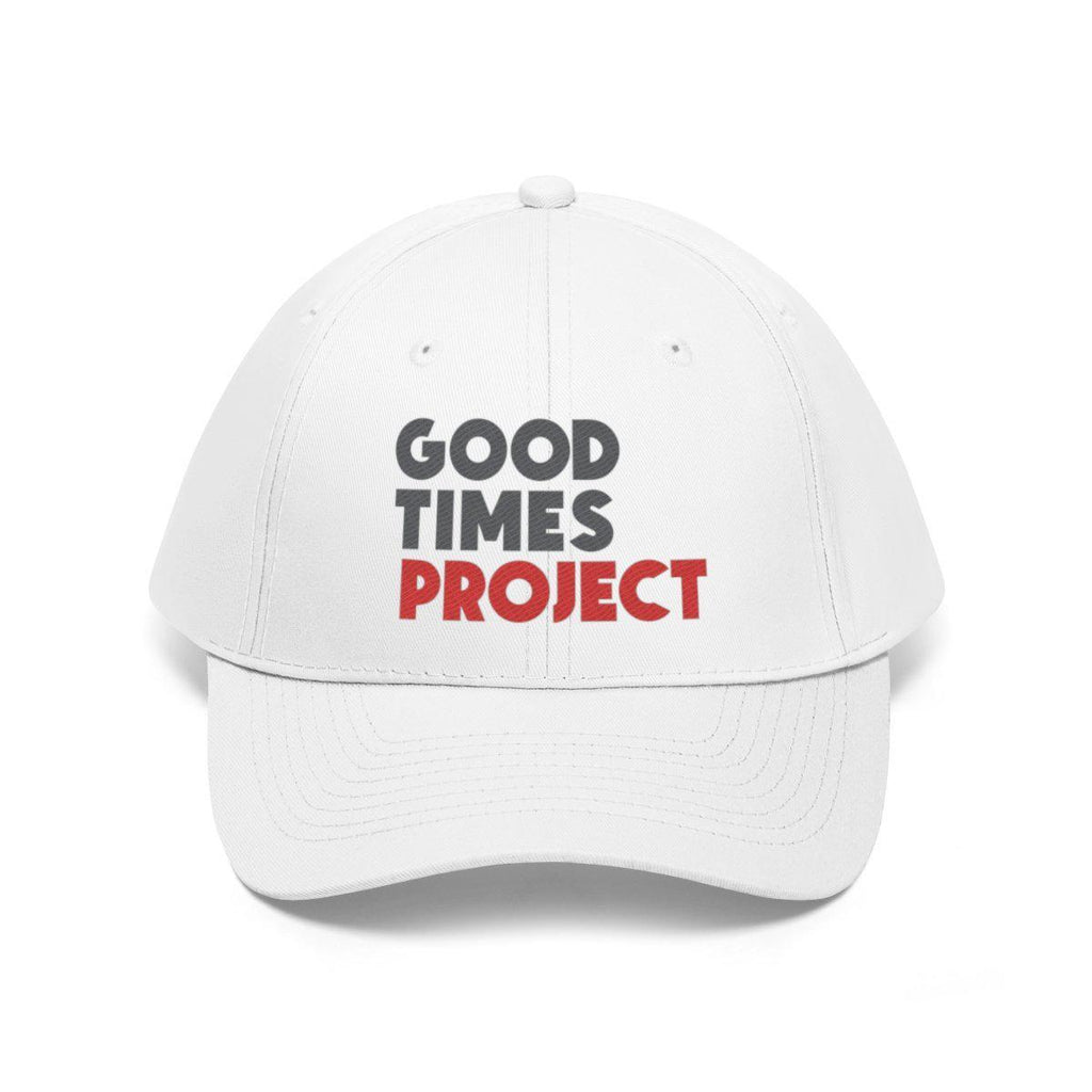 Goodtimes Project Unisex Twill Cap - Color Logo