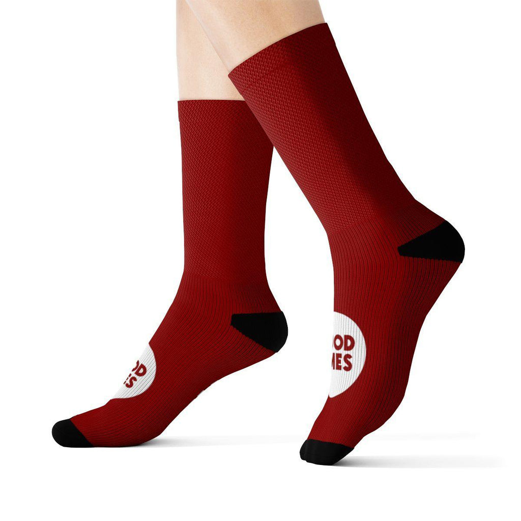 Goodtimes Socks - Red