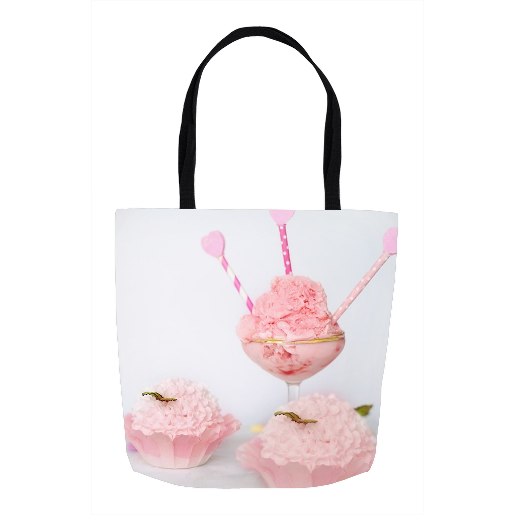 Ice Cream Swim Bag Tote Bag