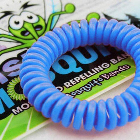 Insect Repellent Wristband Bracelet (1-Pack)
