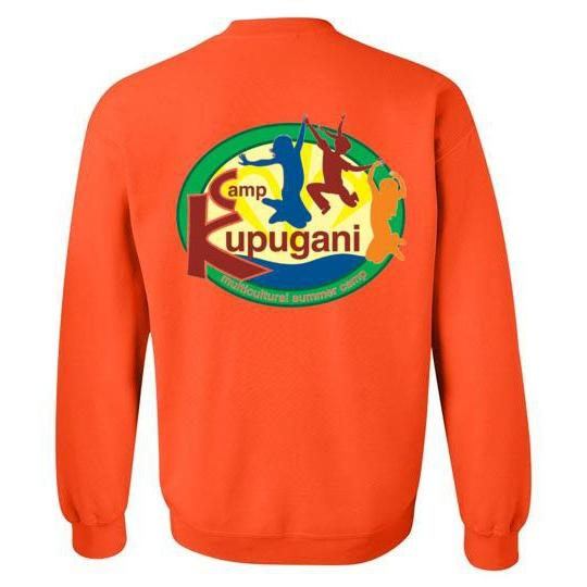 Kupugani Crewneck Sweatshirt - Girls' Oval Logo