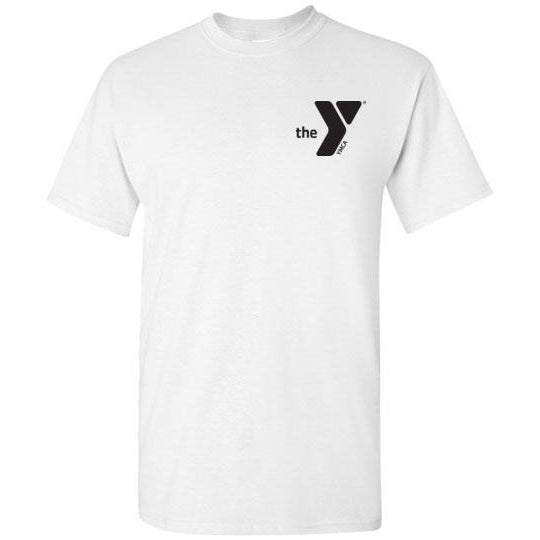 Lake Wenatchee White Short Sleeve T-Shirt - 2020 Logo