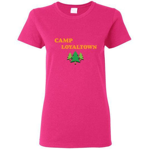 Loyaltown Women's Short Sleeve T-Shirt