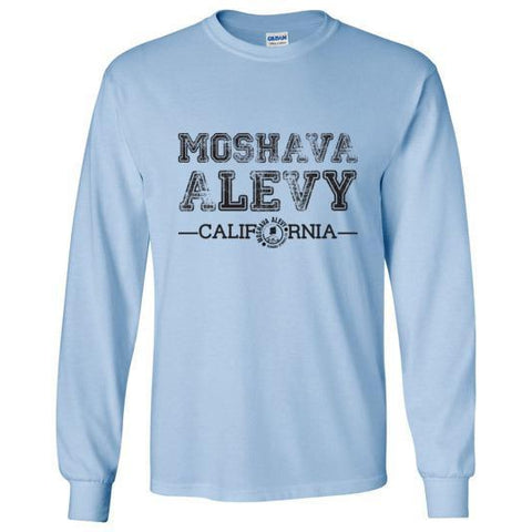 Moshava Alevy Long Sleeve T-Shirt