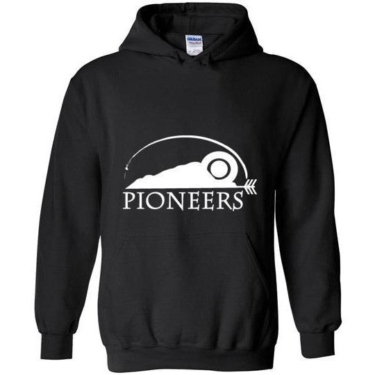 Pioneers Camp Heavy Blend Hoodie Black