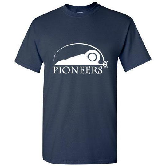 Pioneers Camp Short Sleeve T-Shirt Navy