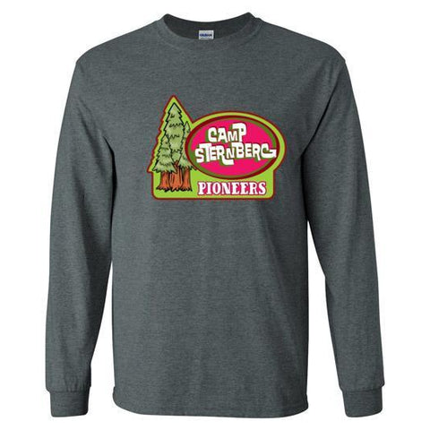 Pioneers (SHMA) Long Sleeve T-Shirt - Center Logo