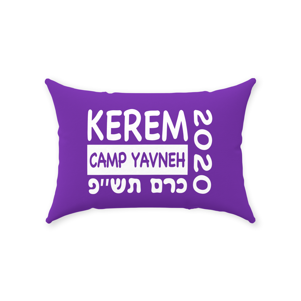 Kerem 20 Throw Pillow