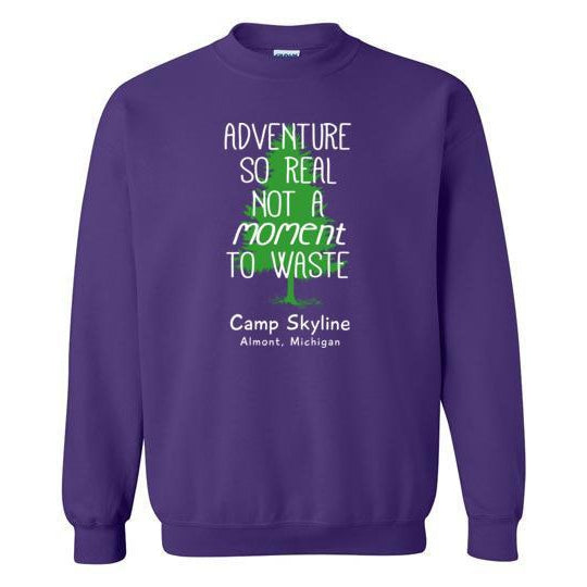 Skyline Adventure Crewneck Sweatshirt