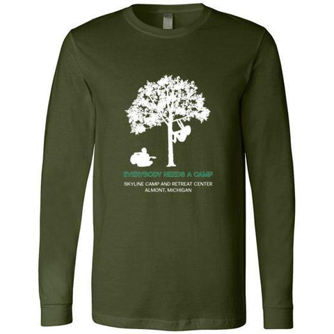 Skyline Everybody Long Sleeve T-Shirt