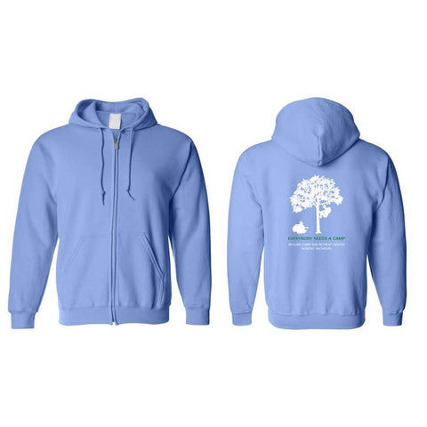 Skyline Everybody Zip Hoodie