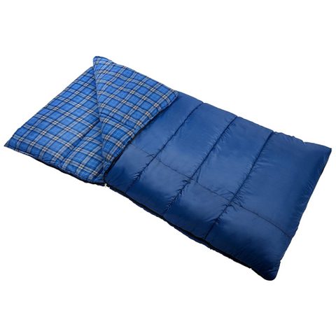 Heavyweight Sleeping Bag with Stuff Sack Castlewood