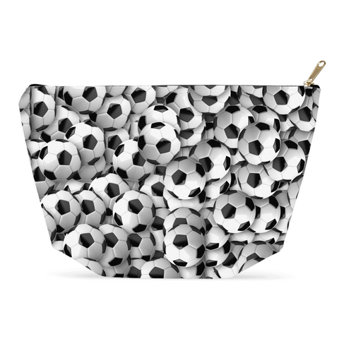 Soccer All-Purpose Bag - Pencil Case, Toiletries, Accessories
