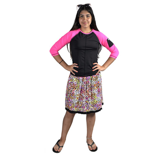 Swim Skirt - Aquaskirt - 24""