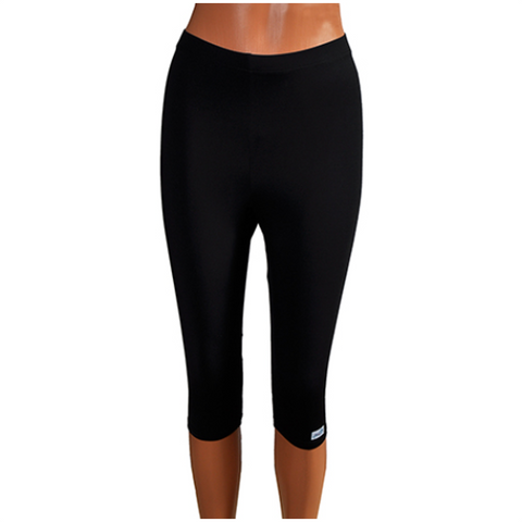 Swim & Sports UV Capris - 24″ (Below-Knee)