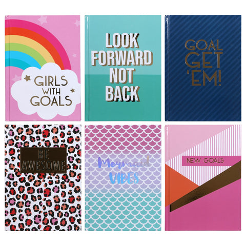 Fashion Hardback Journals