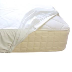 Waterproof Mattress Protector Twin Size Fitted Vinyl PVC