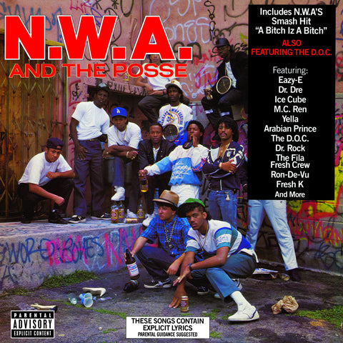 NWA 'NWA & The Possee'