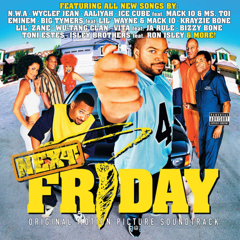 Next Friday Soundtrack 'Soundtrack'