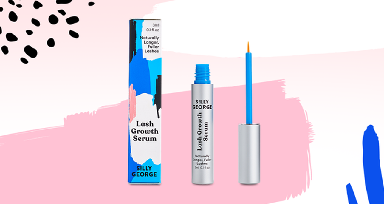 5 Reasons to Love Our Silly George Lash Growth Serum