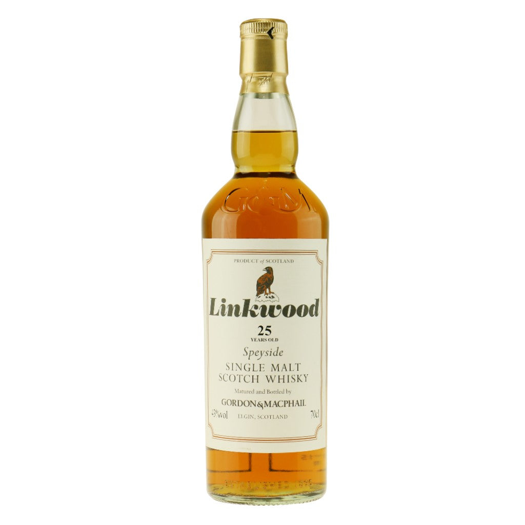 Linkwood 25 år whisky