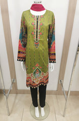 IYNA WOMEN CASUAL WEAR SHALWAR KAMEEZ