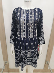 womens  kurta by iyna casual wear