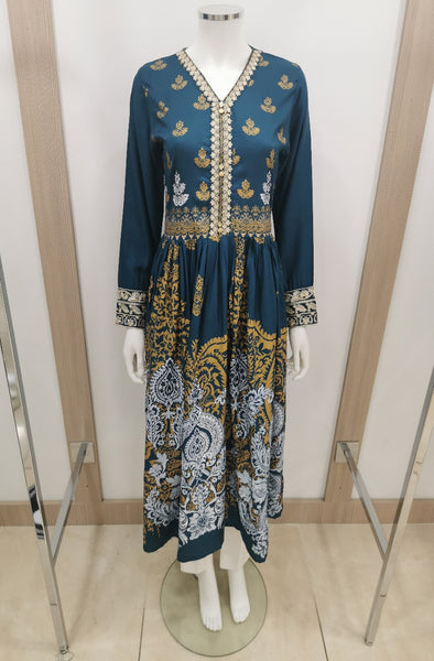 womens long kurta by iyna casual wear