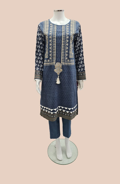 Khaadi 20407B New Designer Casual Wear