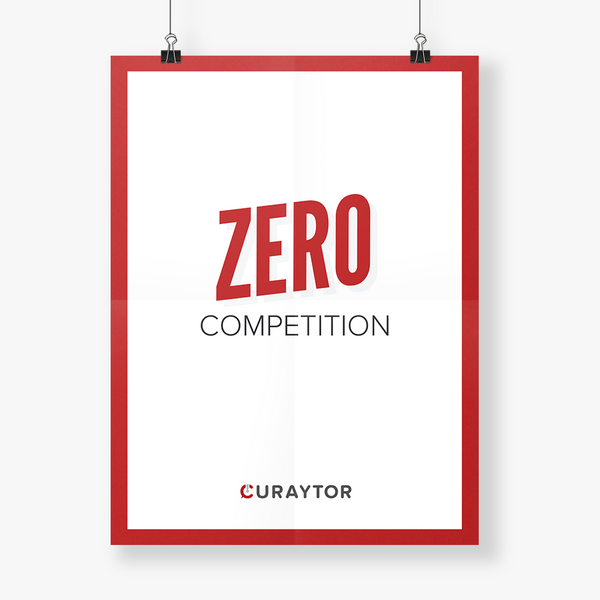 Zero Competition Poster