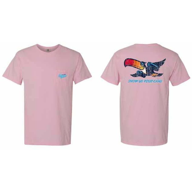 2CANSLAM POCKET TEE,APPAREL - 2CANSLAM
