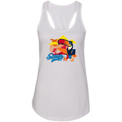WOMEN'S SUMMER TANK,APPAREL - 2CANSLAM