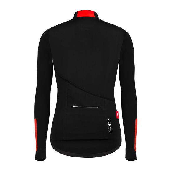 Langarm Thermo Training Trikot Frauen