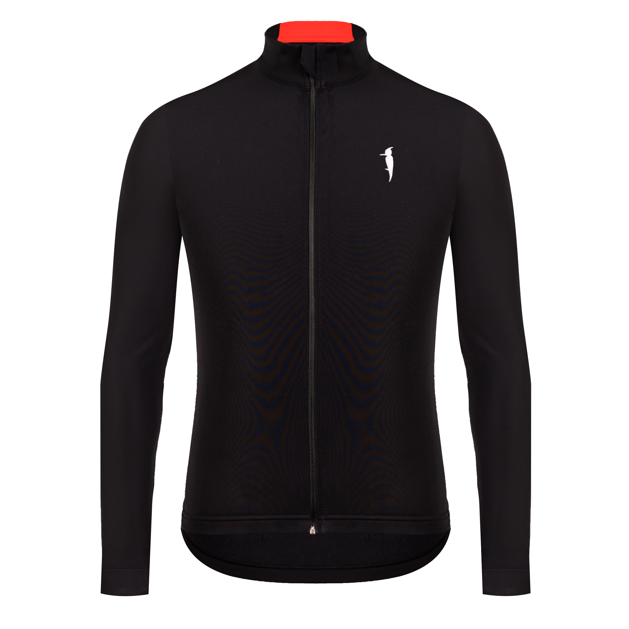 WINTER DISTANCE JERSEY BLACK