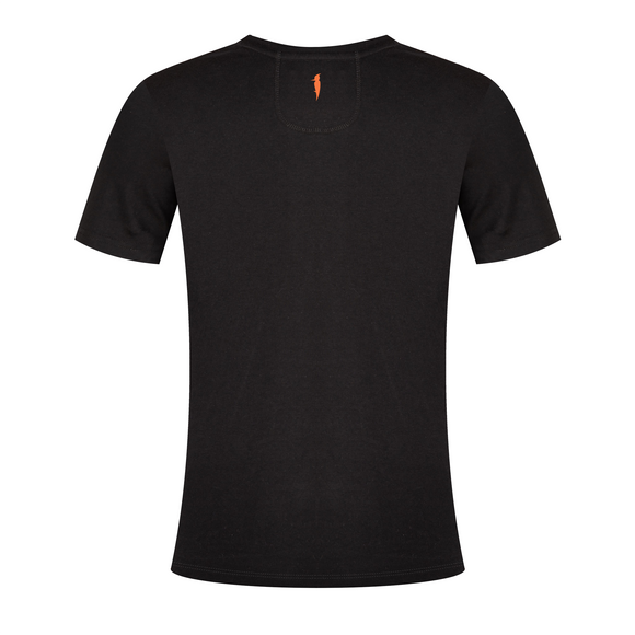 Logo-Shirt Black
