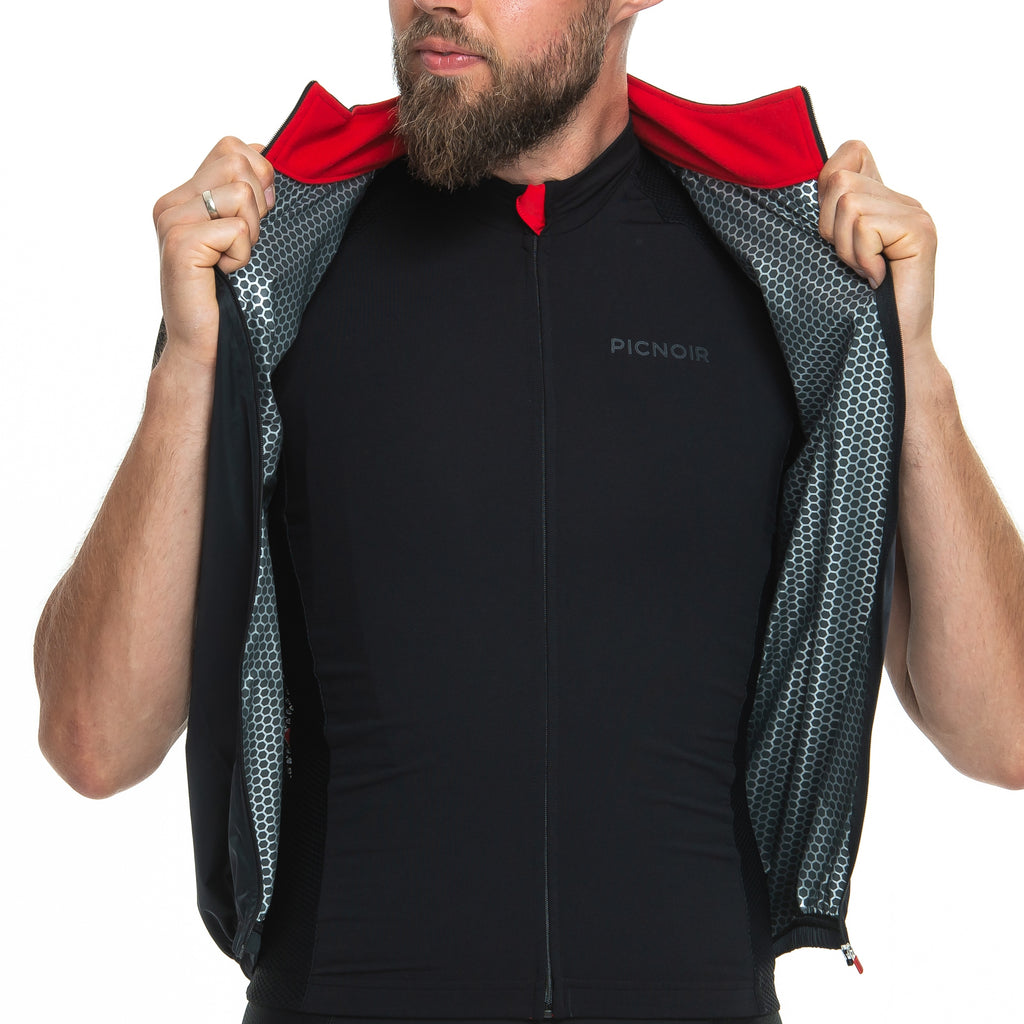 Active Training Half Rain Gilet Men