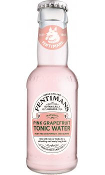 Pink Grapefruit Tonic Fentimans