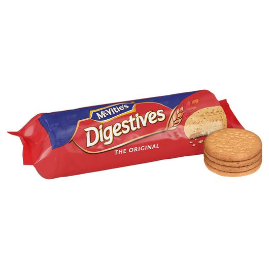Digestive Biscuits - Mcvities 400g