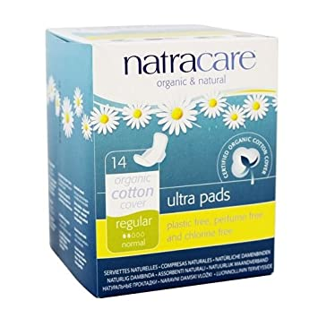 Natracare Ultra Pads