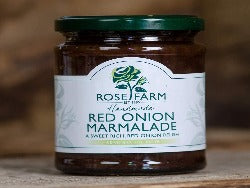Rose farm Onion Marmalade with Real Ale