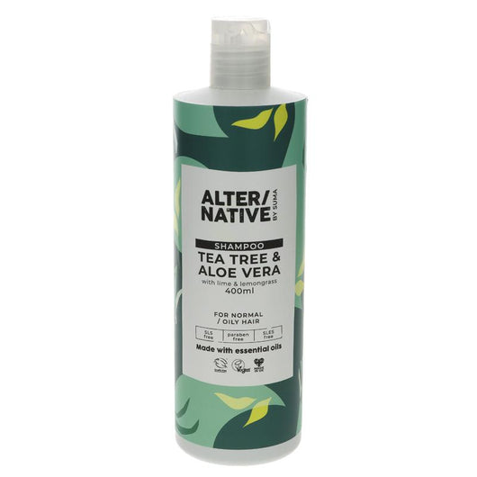 Alter/Native Tea Tree & Aloe Vera Shampoo